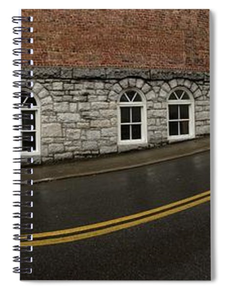 East Oak St Mount Airy Nc Spiral Notebook