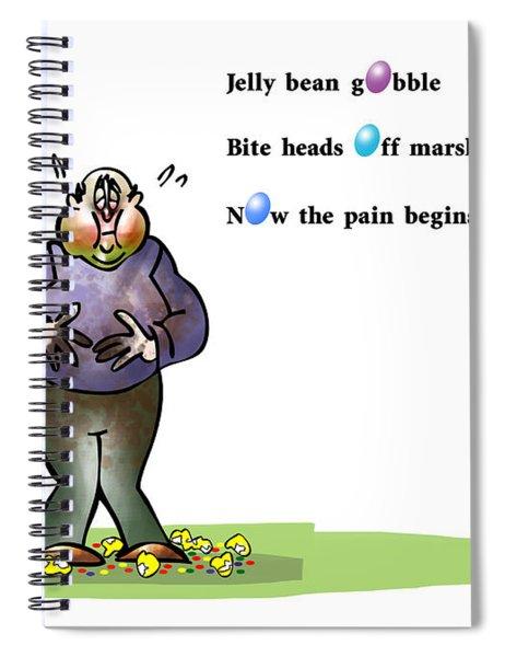 Easter Haiku Spiral Notebook