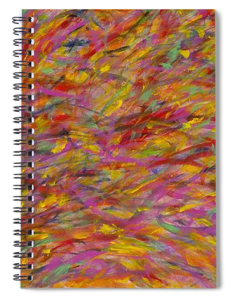 Easy Flow Spiral Notebook