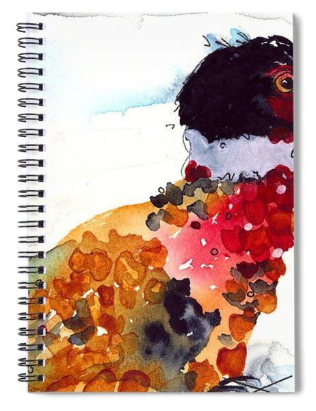 Edgar Spiral Notebook