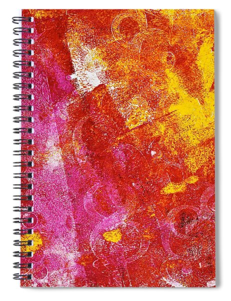 Effusion Spiral Notebook