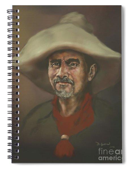 El Mestizo Spiral Notebook
