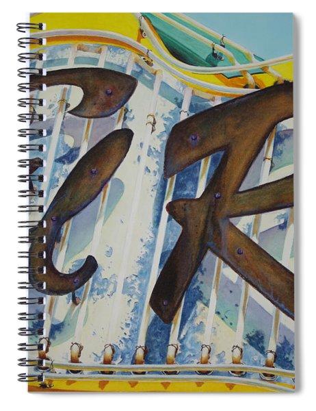 El Ray Spiral Notebook
