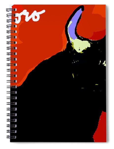 El Toro Spiral Notebook