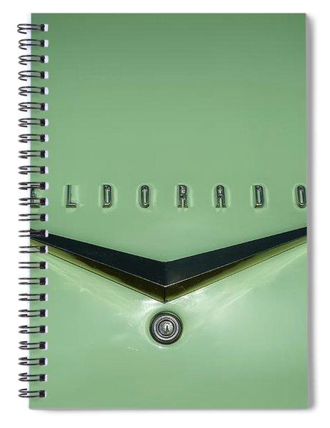 Eldorado Spiral Notebook