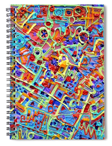 Electronics For Cats Spiral Notebook
