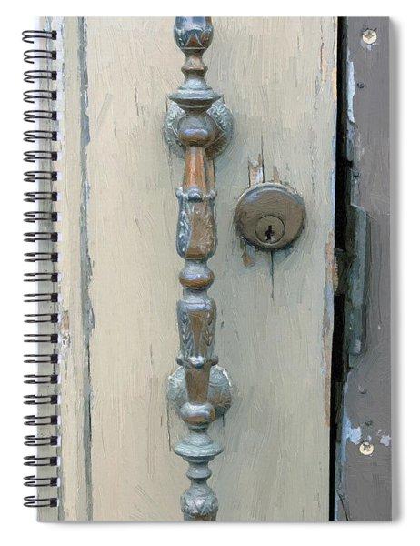 Elegant Still Spiral Notebook
