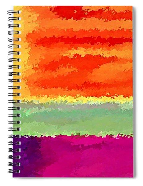 Elements Spiral Notebook