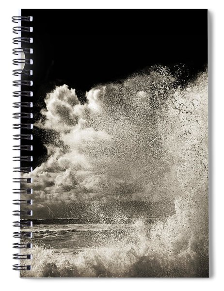 Elements Of Power Spiral Notebook