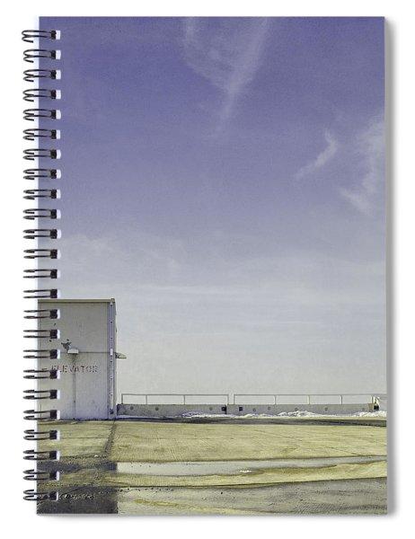 Elevator Spiral Notebook