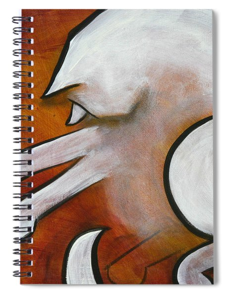 Eliot Quaxco Spiral Notebook