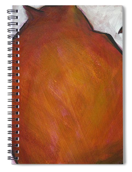 Eliot Victor Spiral Notebook