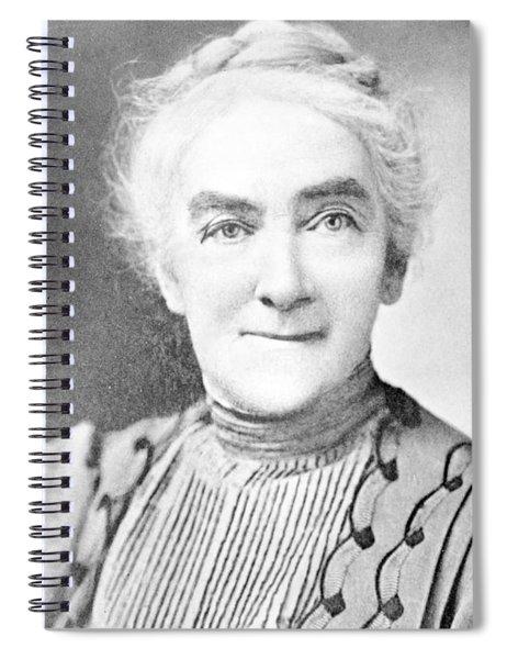 Ellen Swallow Richards, American Chemist Spiral Notebook