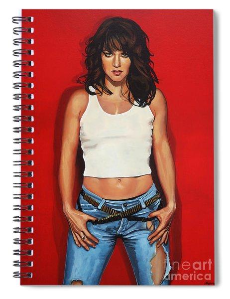 Ellen Ten Damme Painting Spiral Notebook
