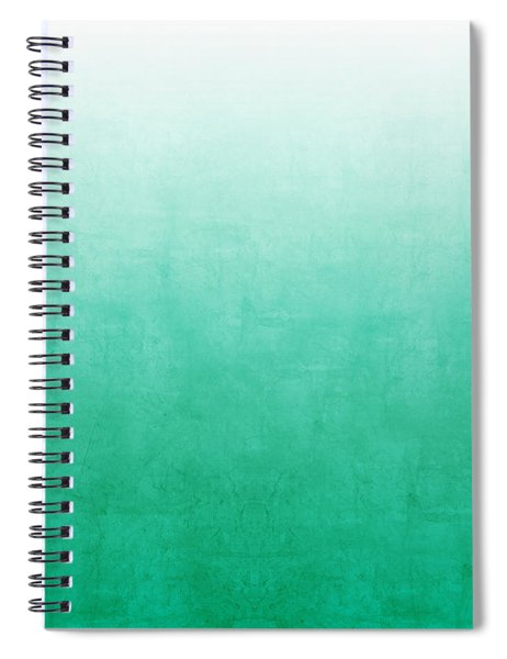 Emerald Bay Spiral Notebook