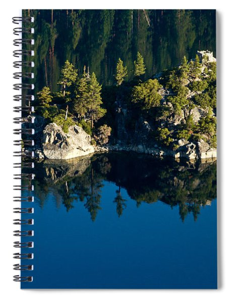 Emerald Isle Spiral Notebook