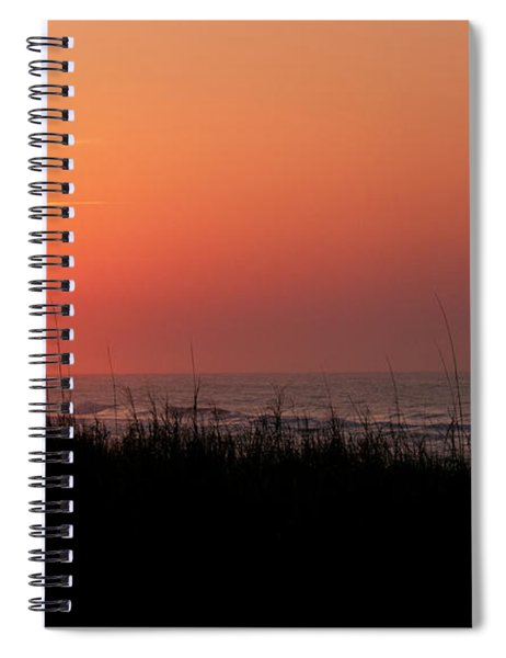 Emerald Isle Sunrise II Spiral Notebook