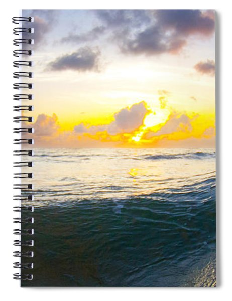 Emerald Rogue Spiral Notebook
