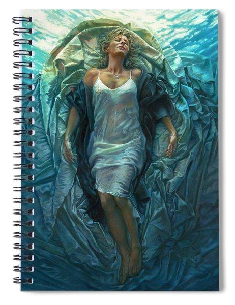 Emerge Lighter Version Spiral Notebook