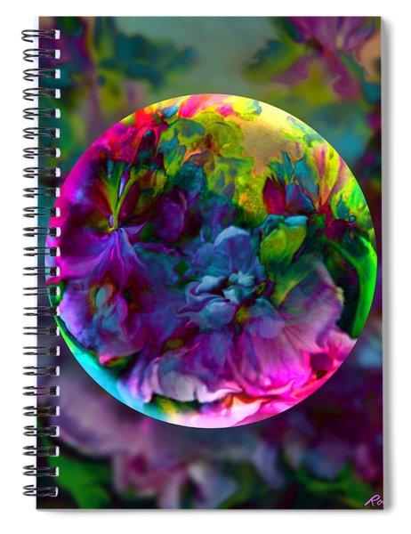Emerging Spring  Spiral Notebook