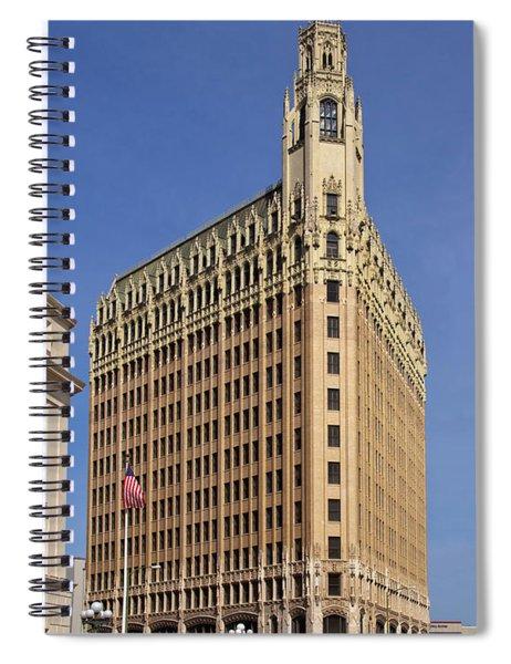 Emily Morgan Hotel Spiral Notebook