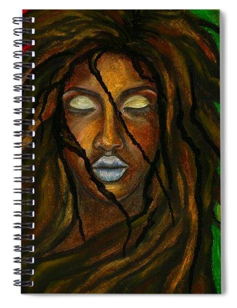 Empress Divine Spiral Notebook