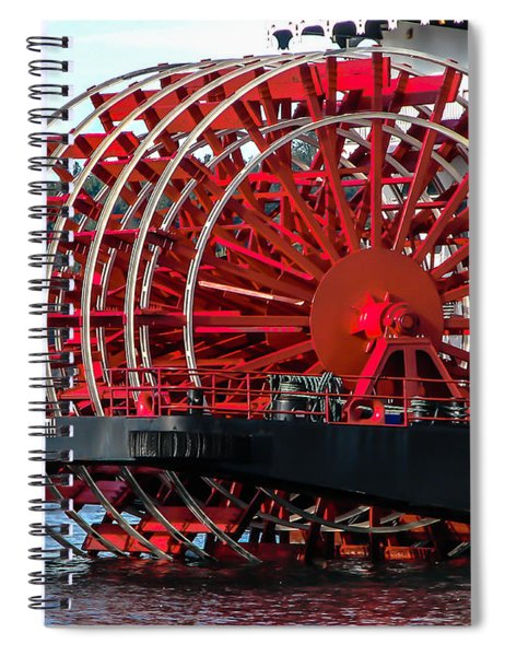 Empress Of The North Spiral Notebook