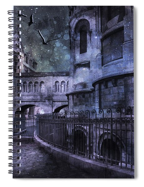 Enchanted Castle Spiral Notebook