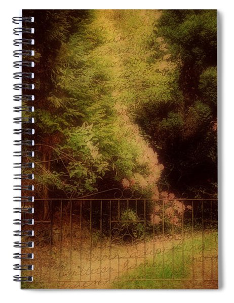 Enchanted Path Spiral Notebook