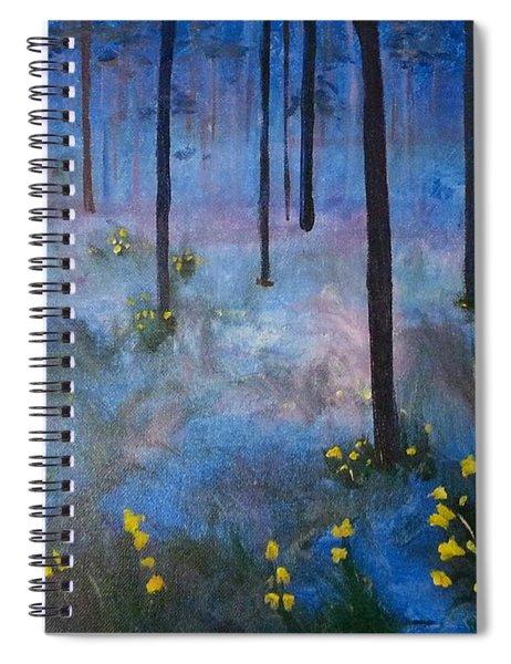 Enchantment Spiral Notebook