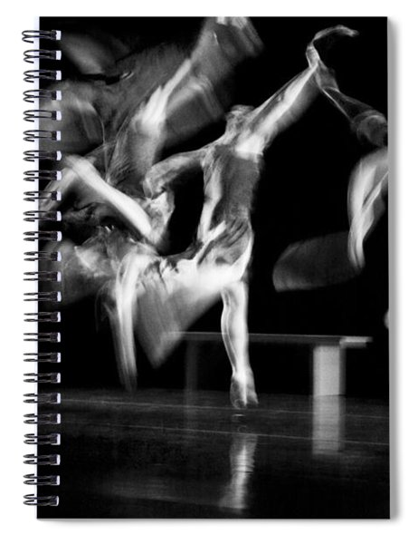 Encore 3 Spiral Notebook