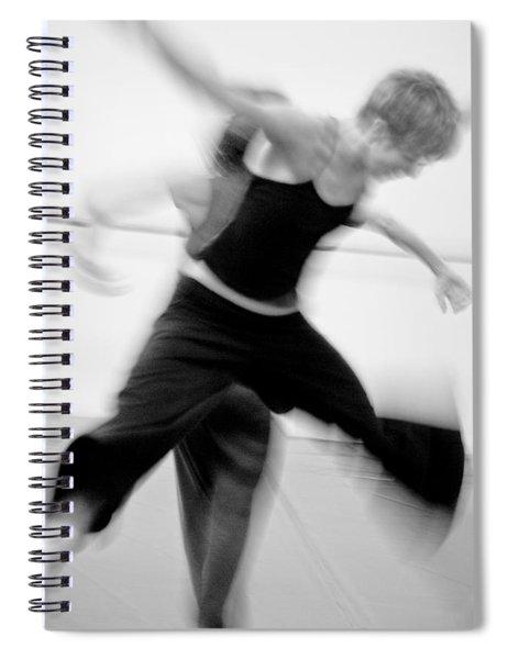 Encore 4 Spiral Notebook
