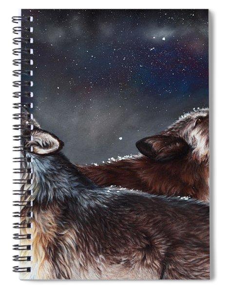 Enduring Spirit Spiral Notebook