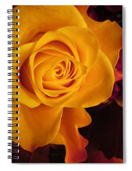 Enjoy Spiral Notebook