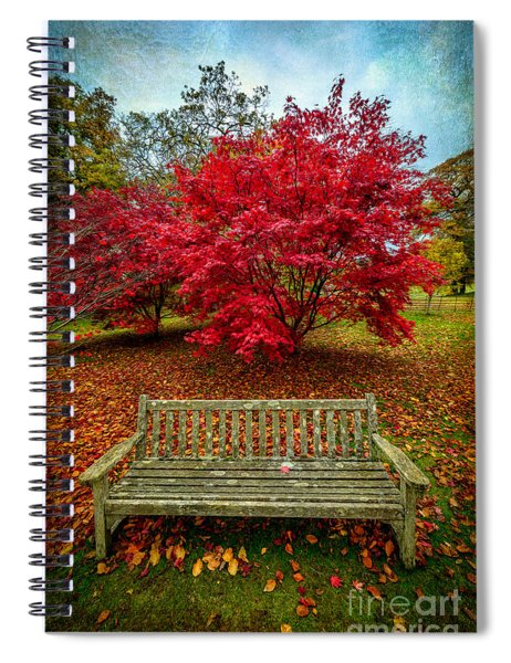 Enjoy The View Spiral Notebook