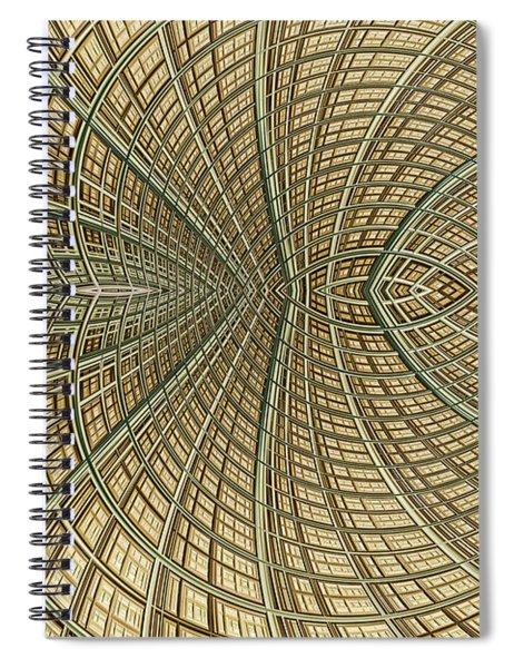 Enmeshed Spiral Notebook