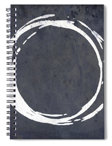 Enso No. 107 Blue Spiral Notebook