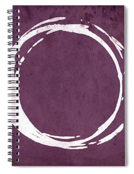 Enso No. 107 Magenta Spiral Notebook