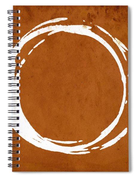Enso No. 107 Orange Spiral Notebook