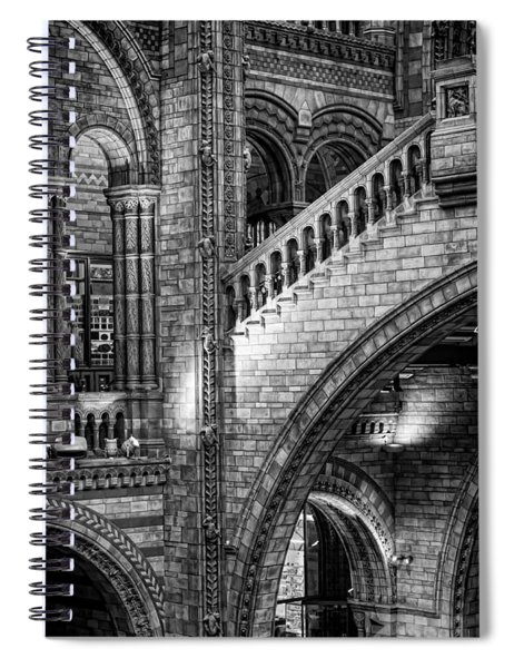 Escheresq Bw Spiral Notebook