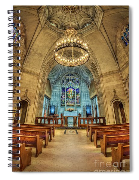 Eternal Search Spiral Notebook
