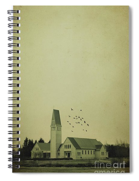 Eternal Struggle Spiral Notebook