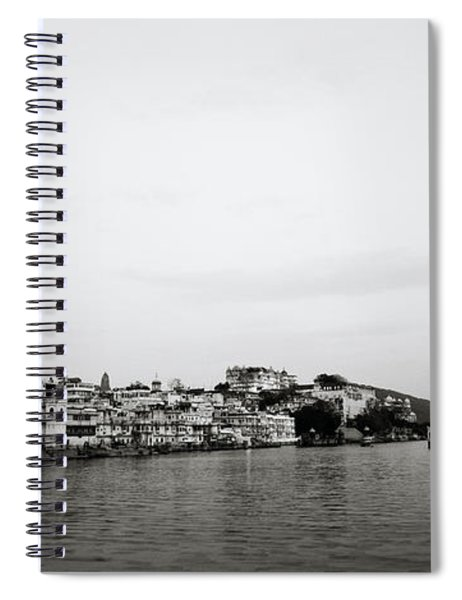 Ethereal Udaipur Spiral Notebook