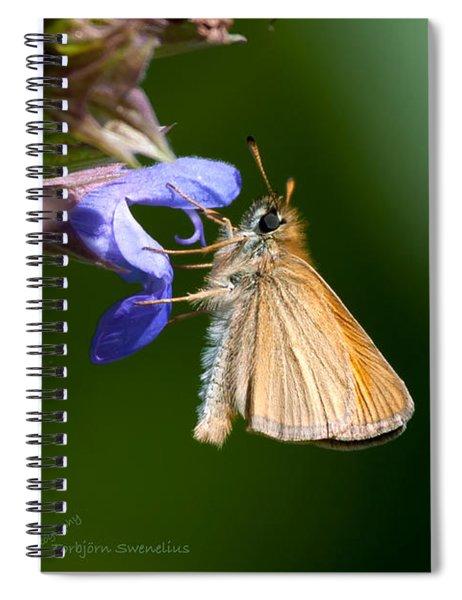 European Skipper Spiral Notebook