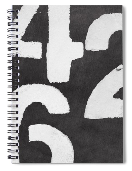 Even Numbers Spiral Notebook
