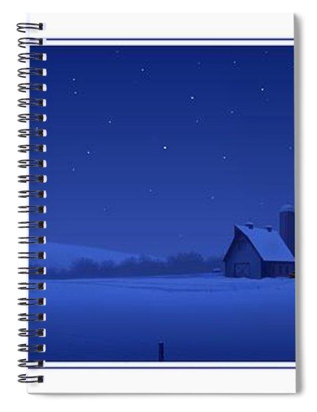 Evening Shade Spiral Notebook