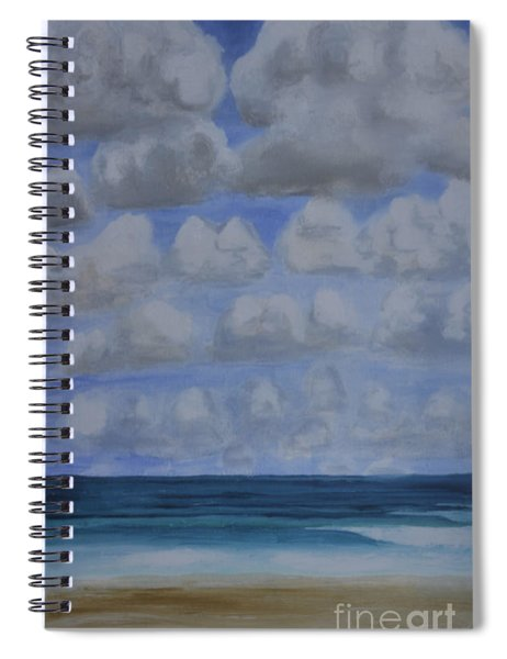 Everyday Is A New Horizon Spiral Notebook