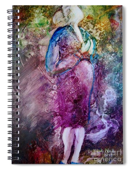Expecting Spiral Notebook