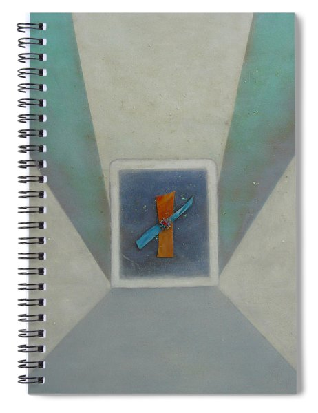 Exploration B Spiral Notebook
