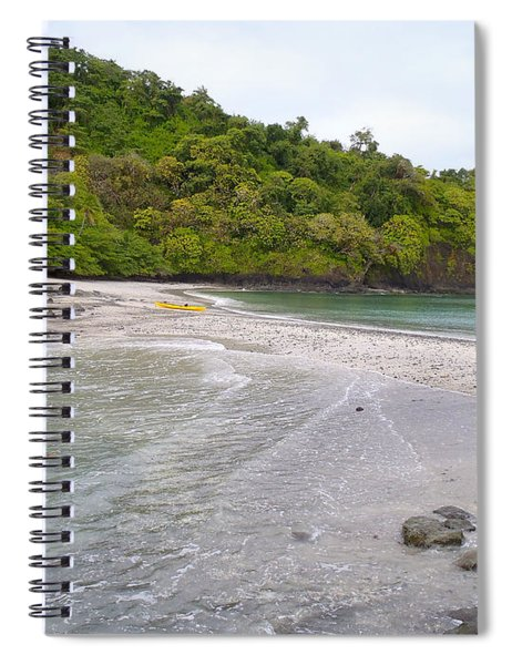 Exploring Spiral Notebook